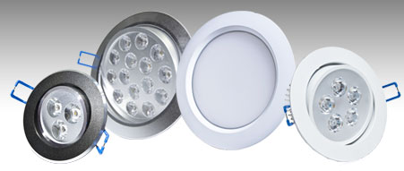 LED Cans and Recessed Lighting