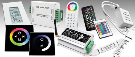 LED Controllers and Amplifiers