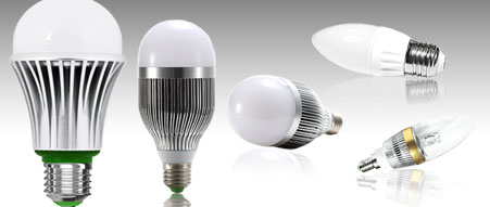 LED Globe Bulb Replacements