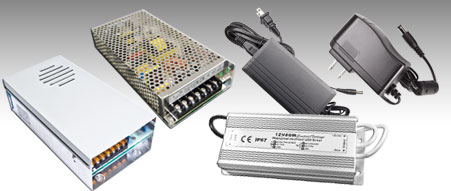 LED Power Supplies and Drivers