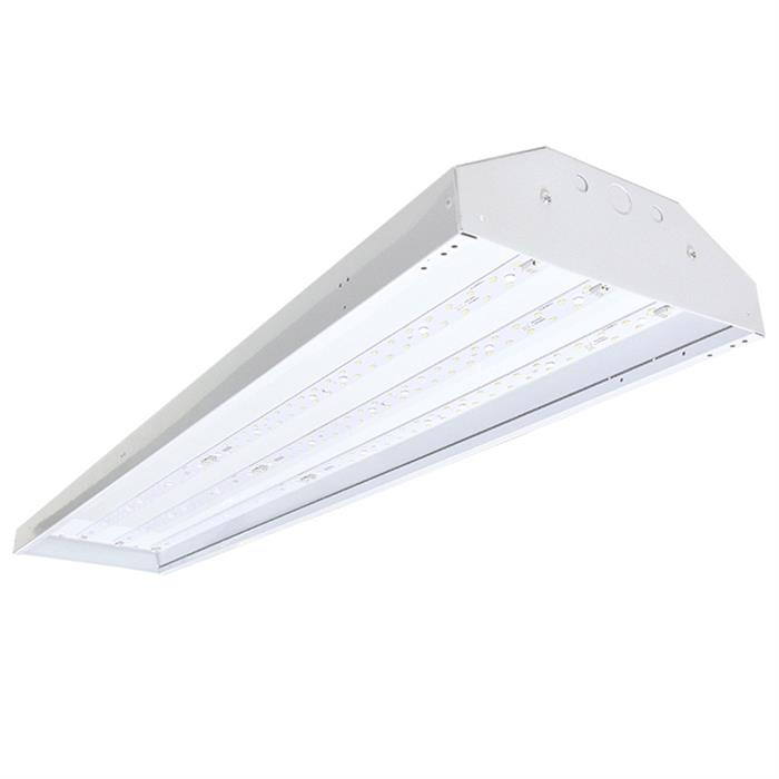 Linear Led High Bay: 4' 100W LED Linear High Bay Fixture