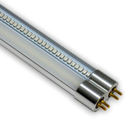 Changing fluorescent tubes